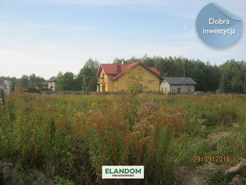 Działka budowlana na sprzedaż Otwock, Wólka Mlądzka  1000m2 Foto 1