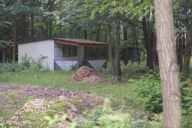 Działka leśna z prawem budowy na sprzedaż Łódź, Widzew, Dworcowa  1836m2 Foto 3