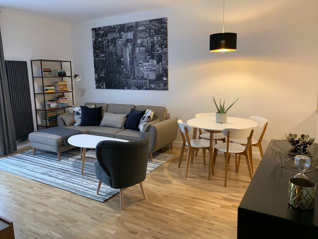 Mieszkanie dwupokojowe na wynajem Warszawa, Mokotów, Magazynowa 11A  48m2 Foto 1
