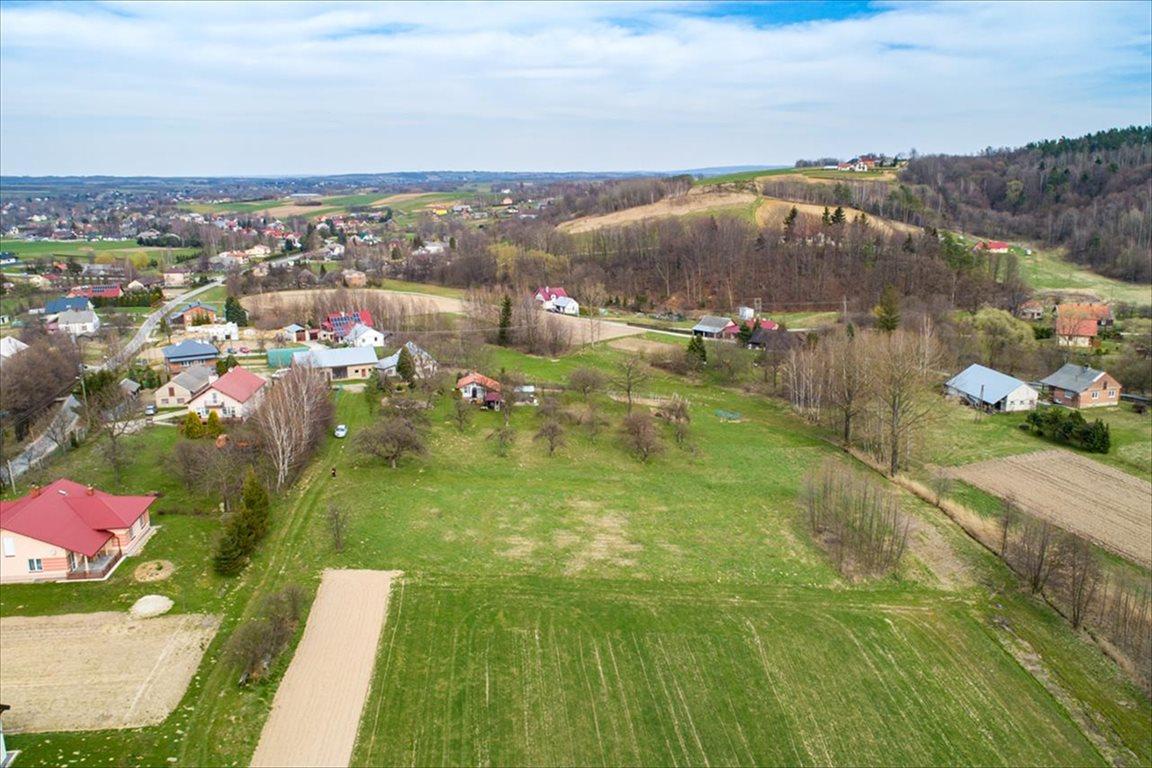 Działka budowlana na sprzedaż Wola Zgłobieńska, Boguchwała  1337m2 Foto 8