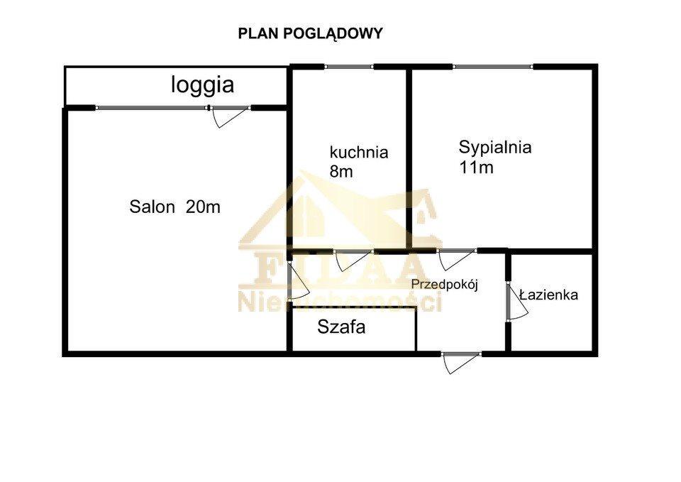 Mieszkanie dwupokojowe na sprzedaż Warszawa, Bemowo, Uniejowska  46m2 Foto 3