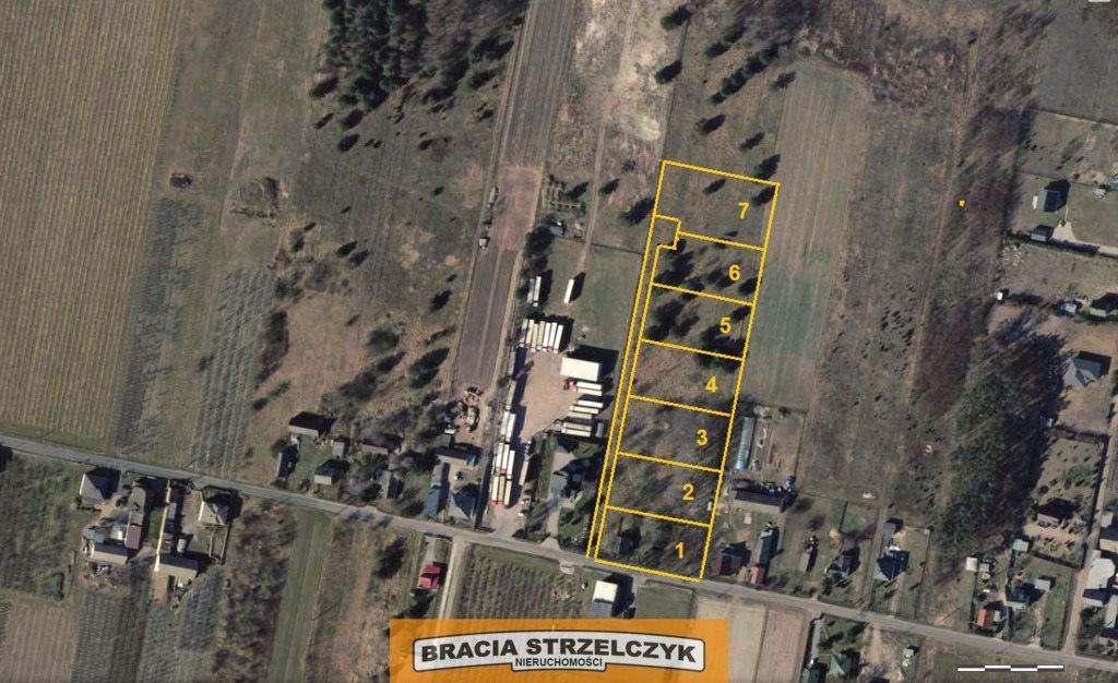 Działka budowlana na sprzedaż Buczynów  11987m2 Foto 5