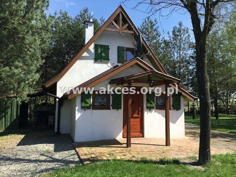 Dom na sprzedaż Łoś, Łoś  75m2 Foto 3