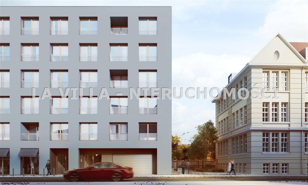 Mieszkanie trzypokojowe na sprzedaż Leszno  52m2 Foto 3