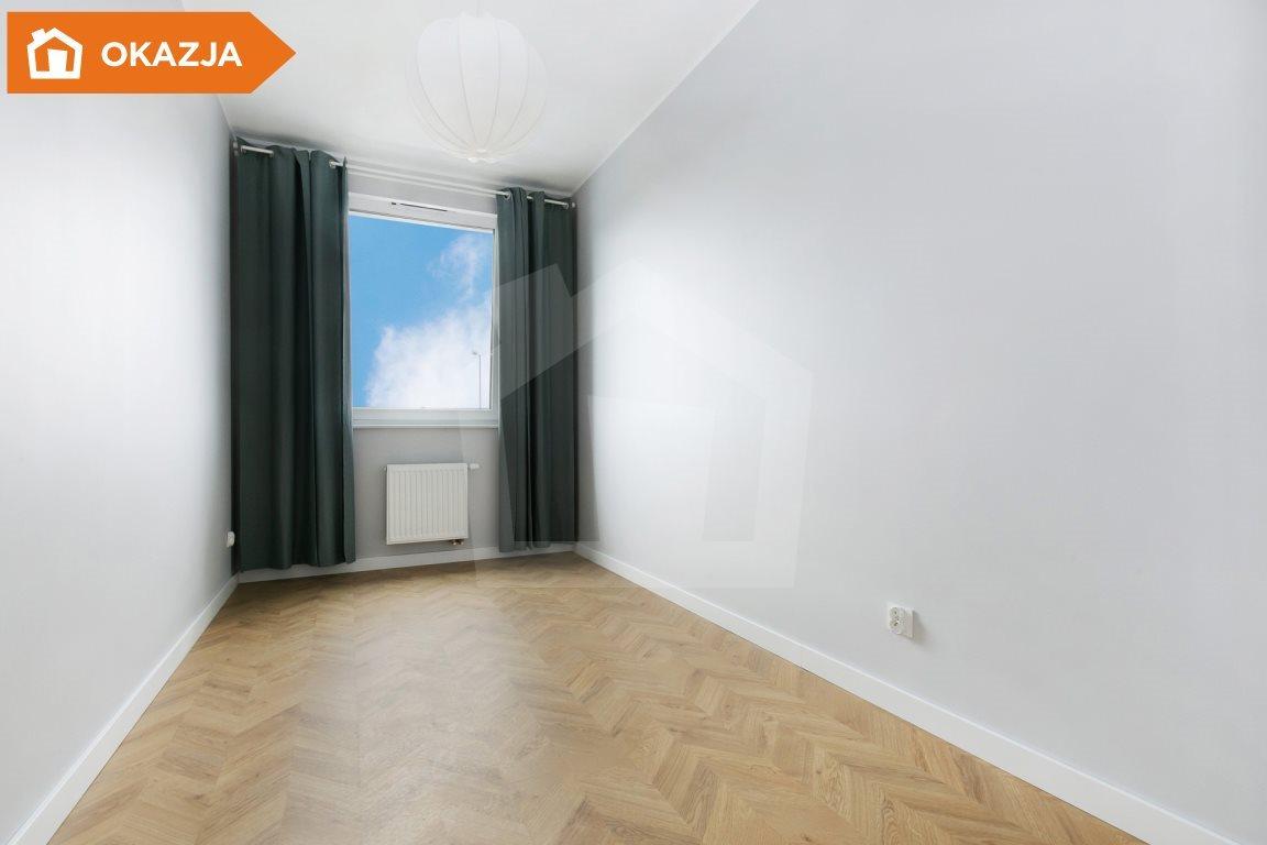 Mieszkanie trzypokojowe na sprzedaż Niemcz  59m2 Foto 12