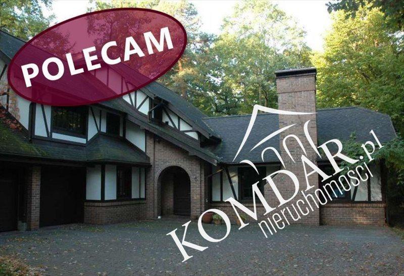 Dom na sprzedaż Podkowa Leśna, Podkowa Leśna Zachodnia  472m2 Foto 1