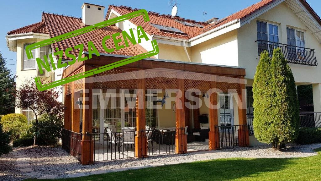 Dom na wynajem Konstancin-Jeziorna, Chylice  500m2 Foto 1