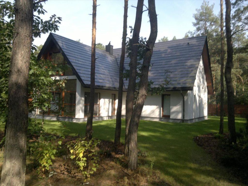 Dom na wynajem Warszawa, Wawer, Miedzeszyn  260m2 Foto 1