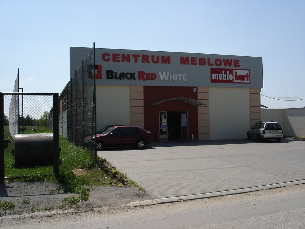 Lokal użytkowy na sprzedaż Łęczna  1887m2 Foto 3
