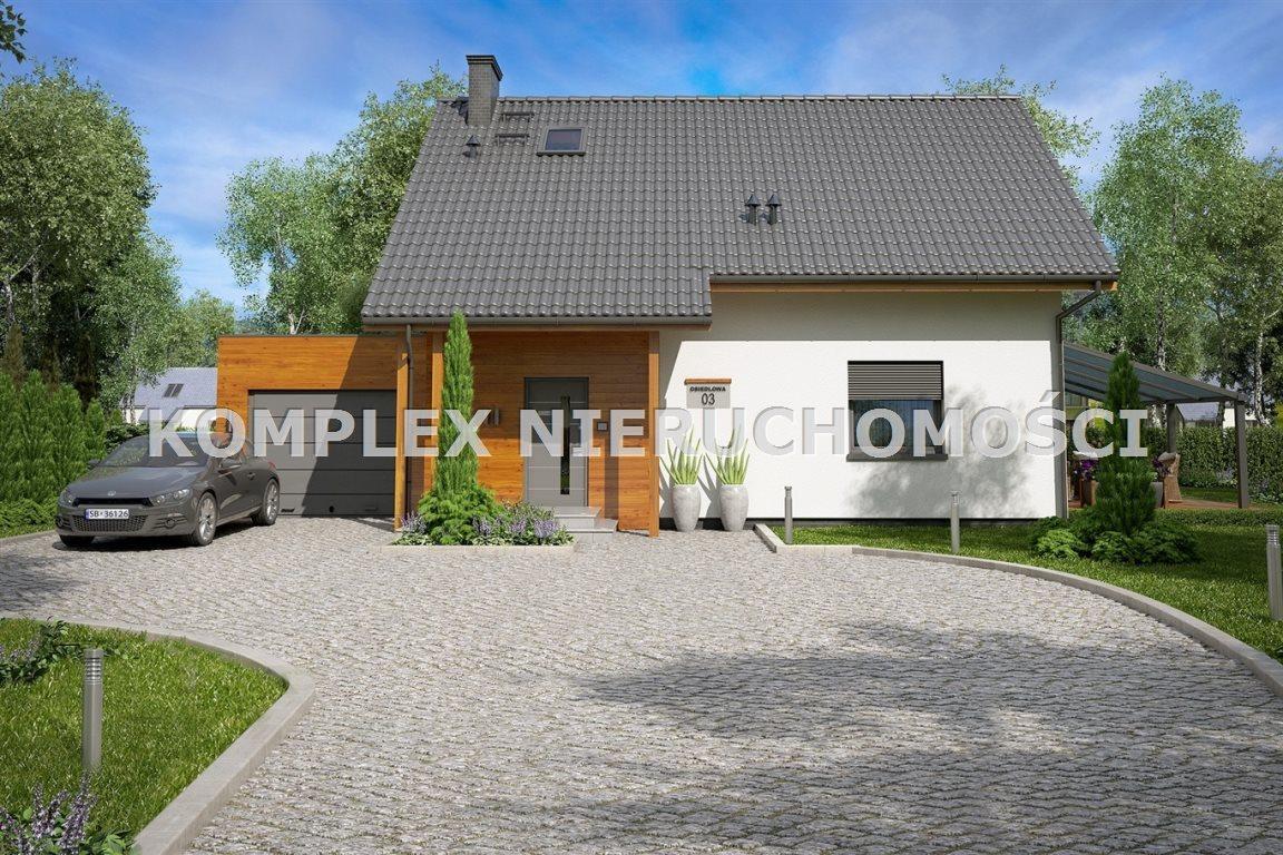 Dom na sprzedaż Żory, Rogoźna  134m2 Foto 1