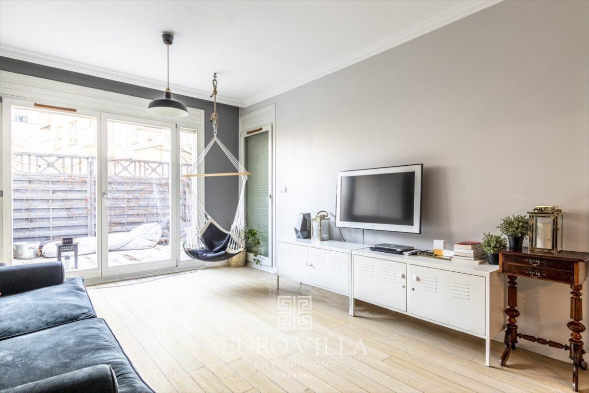 Mieszkanie dwupokojowe na sprzedaż Warszawa, Wilanów, Sarmacka  52m2 Foto 1
