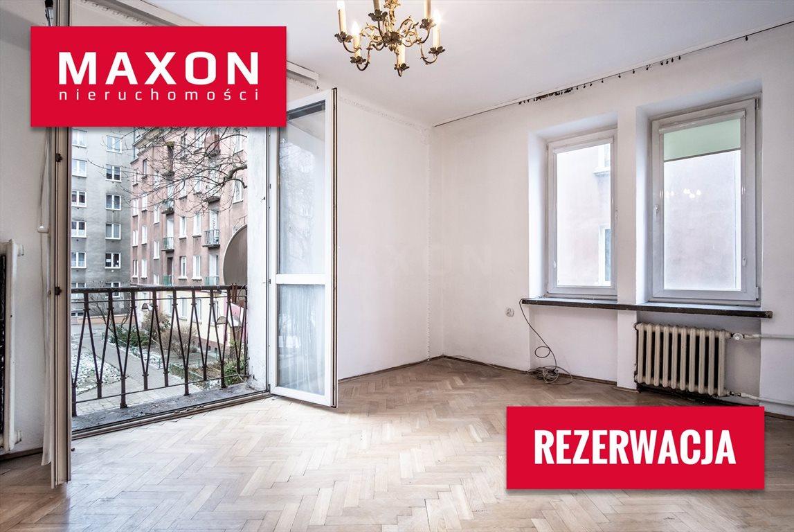 Mieszkanie dwupokojowe na sprzedaż Warszawa, Ochota, ul. Szczęśliwicka  48m2 Foto 1