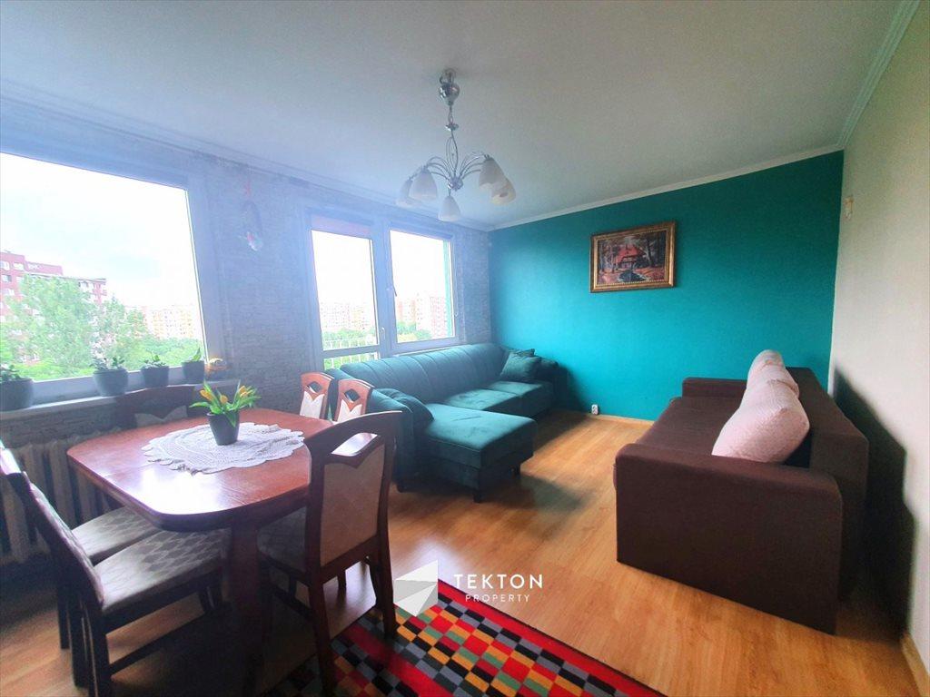 Mieszkanie dwupokojowe na sprzedaż Wrocław, Różanka, Macedońska  52m2 Foto 2
