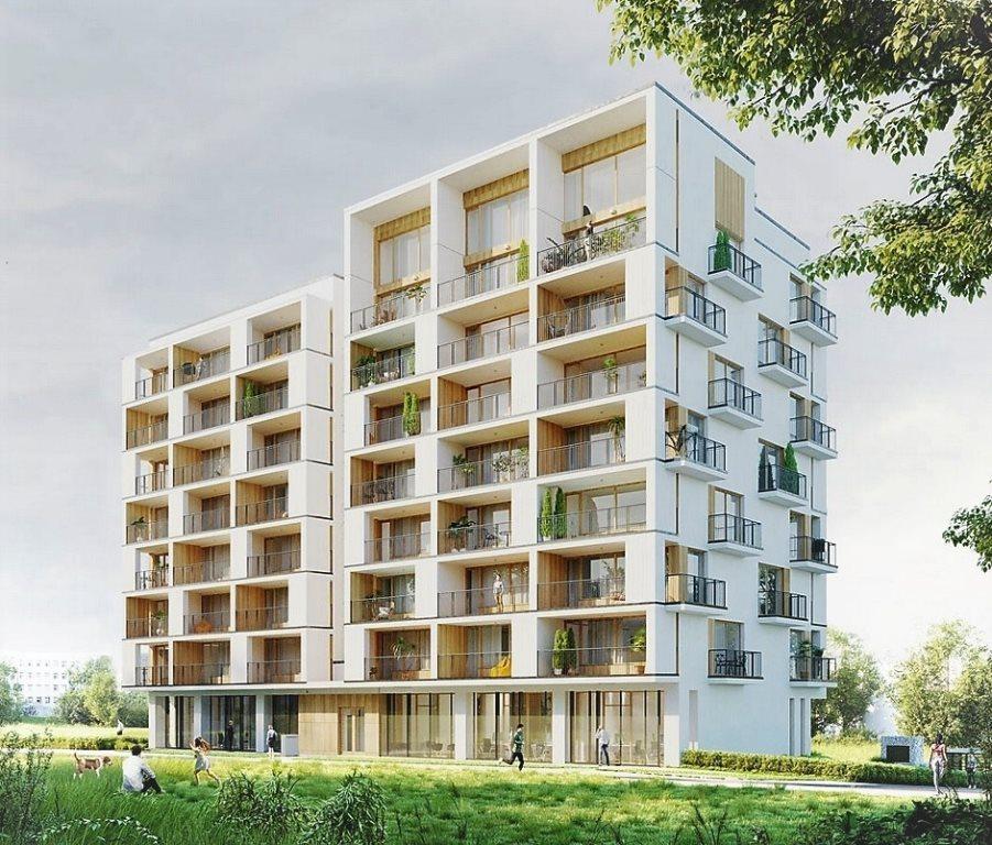 Mieszkanie trzypokojowe na sprzedaż Lublin, Wieniawa, Miasteczko Akademickie  49m2 Foto 4