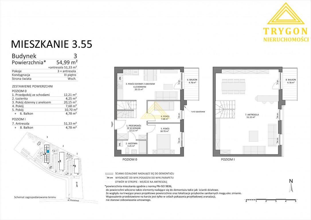 Mieszkanie czteropokojowe  na sprzedaż Gdańsk, Łostowice  102m2 Foto 4