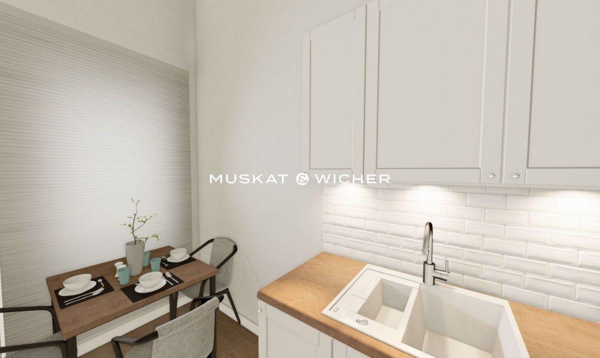 Mieszkanie dwupokojowe na sprzedaż Gdańsk, Wrzeszcz, Adama Mickiewicza  38m2 Foto 5