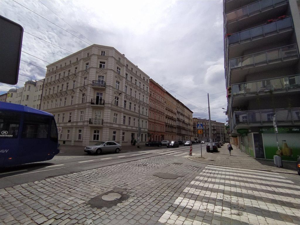 Mieszkanie trzypokojowe na sprzedaż Wrocław, Śródmieście, Ołbin  47m2 Foto 3