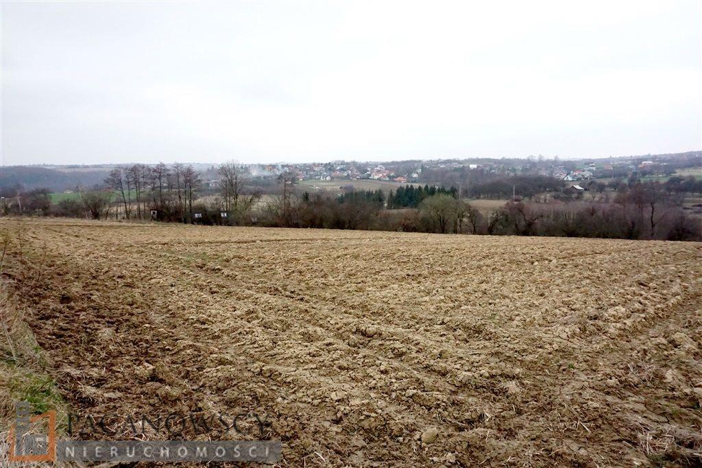 Działka rolna na sprzedaż Januszowice  4600m2 Foto 1