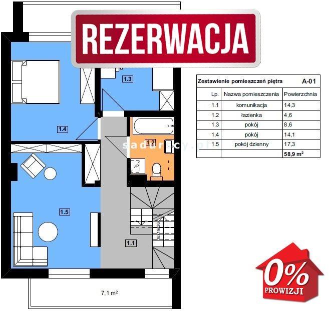 Dom na sprzedaż Kraków, Swoszowice, Soboniowice, Drużbackiej - okolice  146m2 Foto 4