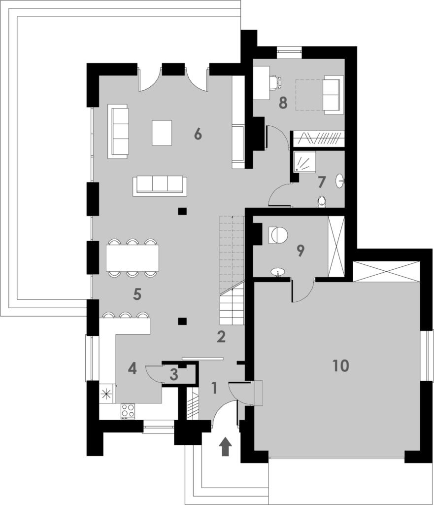 Dom na sprzedaż Brzesko  167m2 Foto 8