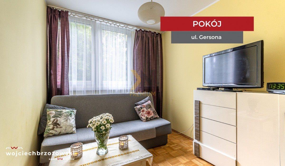 Mieszkanie trzypokojowe na sprzedaż Wrocław, Biskupin, Wojciecha Gersona  48m2 Foto 4