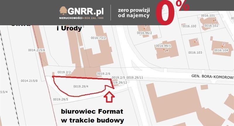 Działka inna pod dzierżawę Gdańsk, Oliwa, Droszyńskiego  800m2 Foto 1