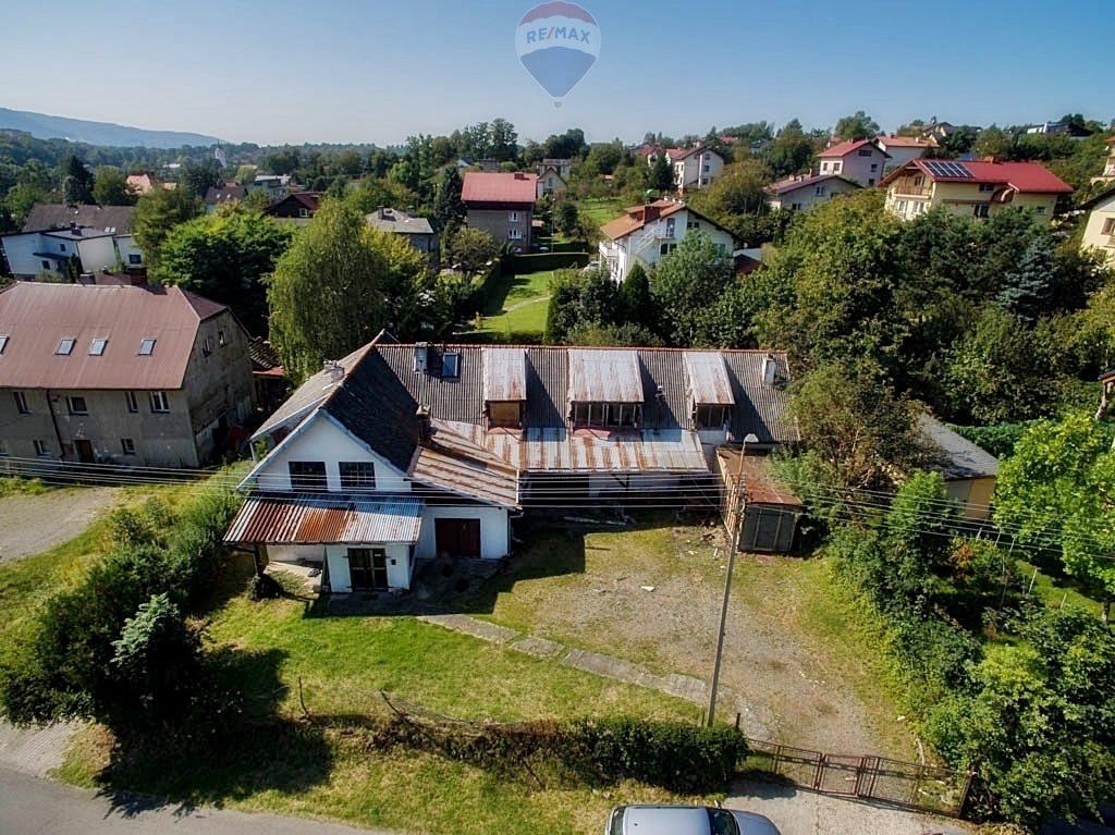 Działka budowlana na sprzedaż Bielsko-Biała, Juhasów  1000m2 Foto 5