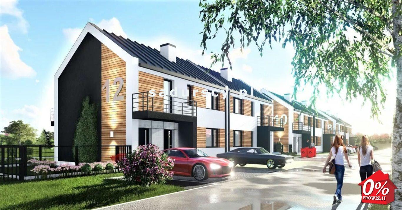 Mieszkanie trzypokojowe na sprzedaż Zielonki, Zielonki, Pękowicka - okolice  58m2 Foto 2