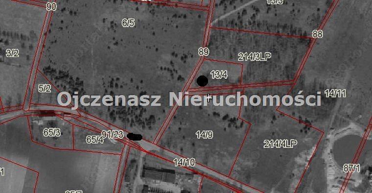 Działka siedliskowa na sprzedaż Nowa Wioska  3013m2 Foto 3