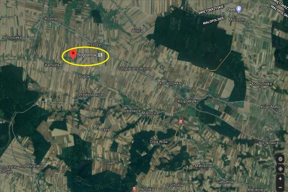 Dom na sprzedaż Bogdanów, Kozłów  80m2 Foto 7