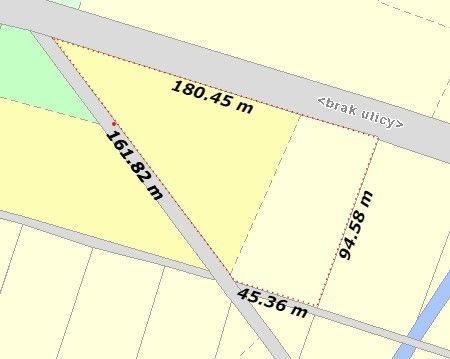 Działka siedliskowa na sprzedaż Nowojowice  10700m2 Foto 2
