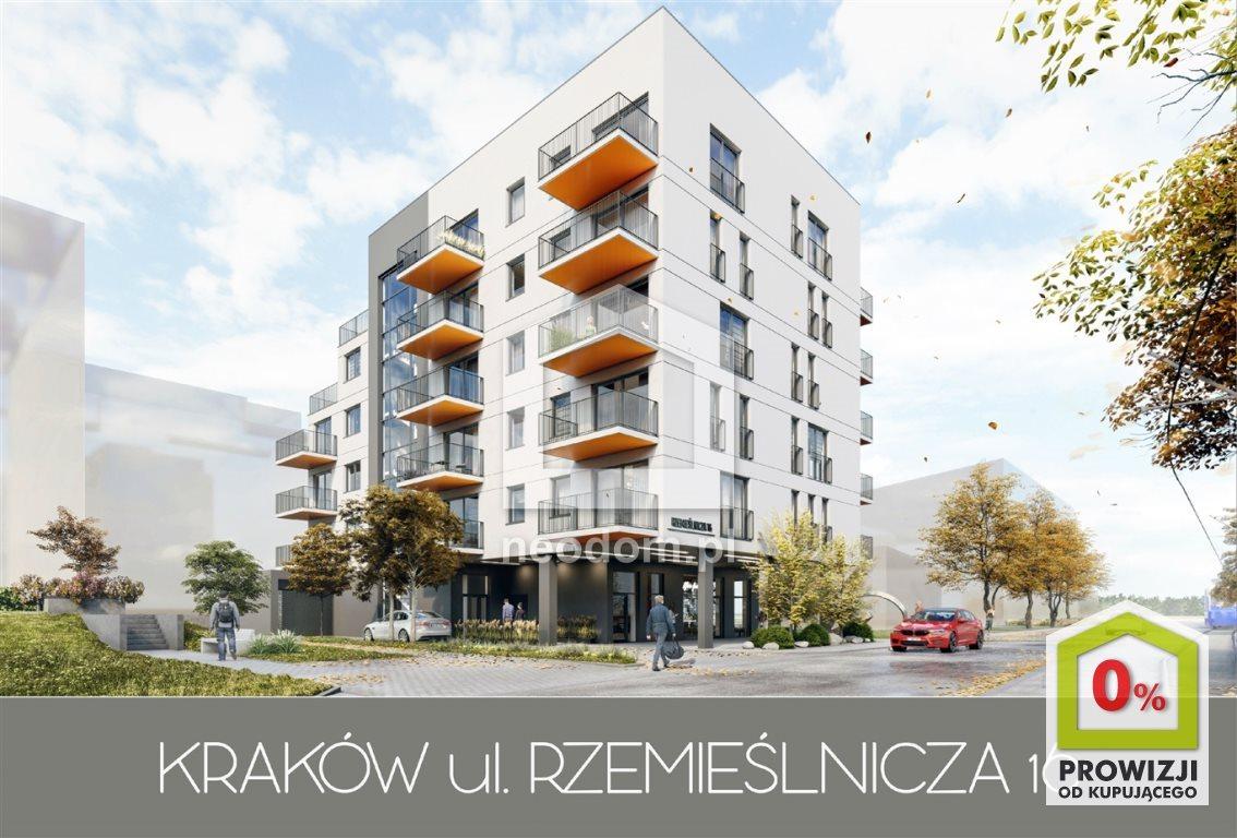 Mieszkanie trzypokojowe na sprzedaż Kraków, Podgórze, Rzemieślnicza  53m2 Foto 1