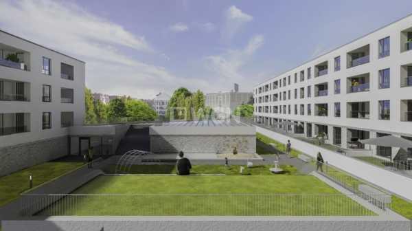Mieszkanie dwupokojowe na sprzedaż Wrocław, Krzyki, Skarbowców  54m2 Foto 3