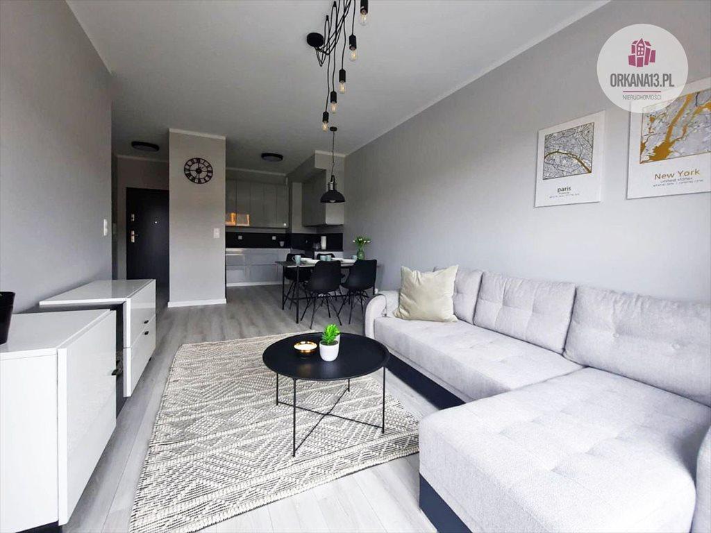 Mieszkanie dwupokojowe na wynajem Olsztyn, Nagórki, ul. Franciszka Barcza  43m2 Foto 2