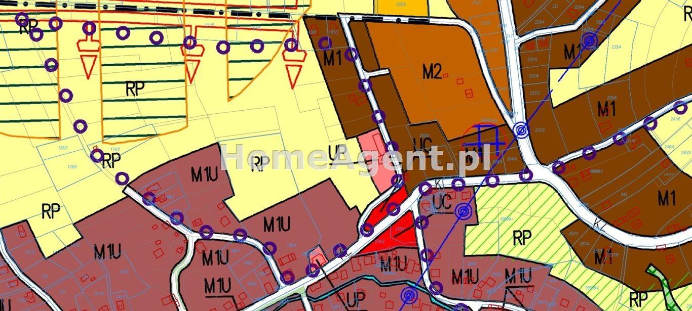 Działka rolna na sprzedaż Brzoskwinia  1200m2 Foto 6