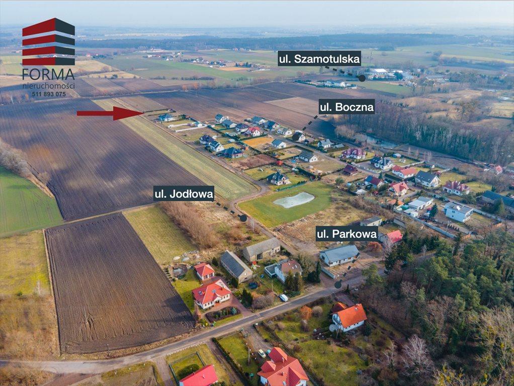 Działka inna na sprzedaż Grzebienisko, Jodłowa  1082m2 Foto 7
