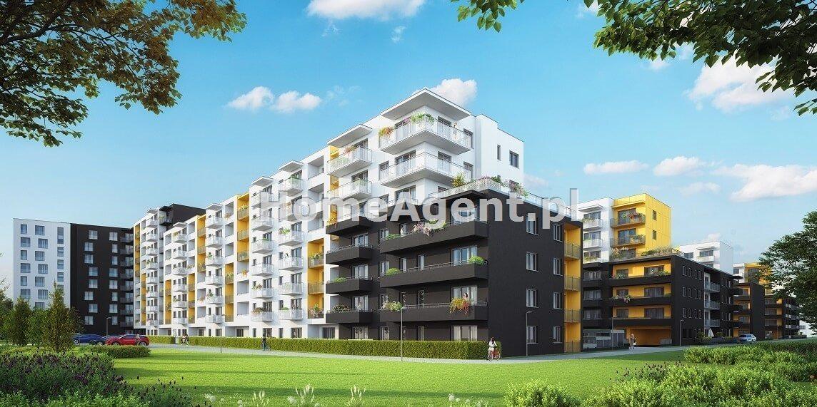 Mieszkanie trzypokojowe na sprzedaż Kraków, Podgórze, Bonarka  56m2 Foto 9