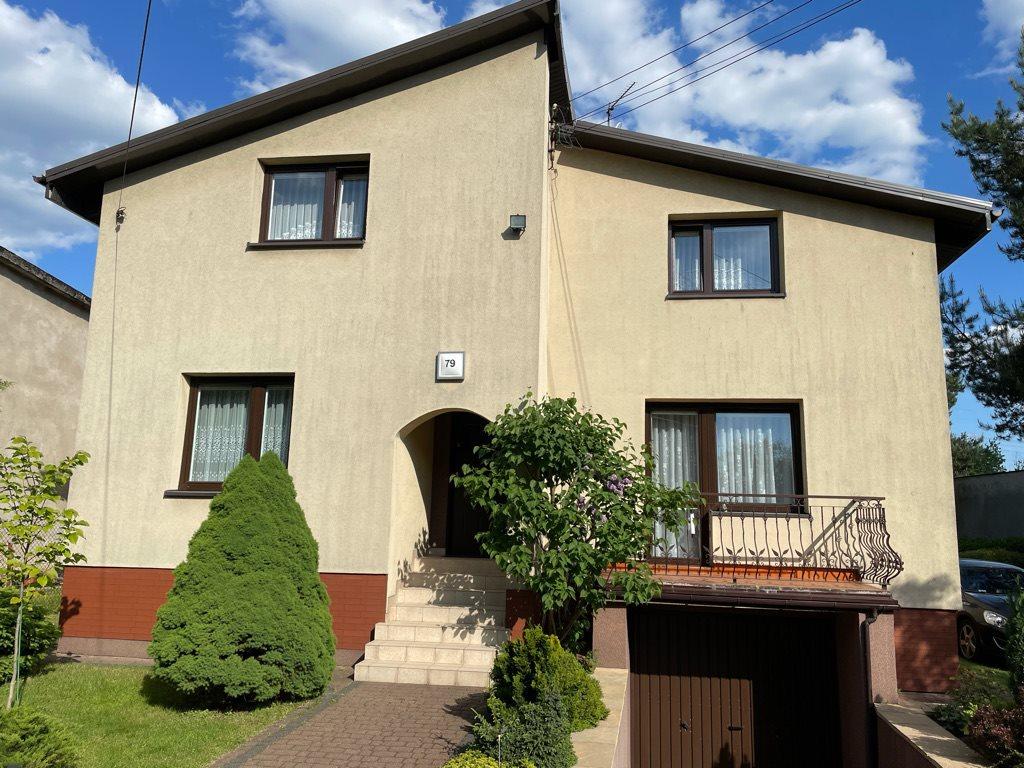Dom na sprzedaż Sosnowiec, Dańdówka, Dańdówka, Bronowa 79  150m2 Foto 1