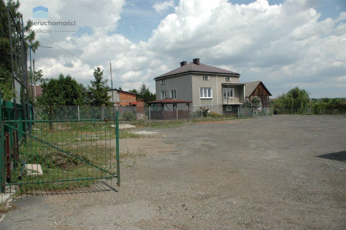 Działka komercyjna pod dzierżawę Zielonki, Węgrzce  8200m2 Foto 1