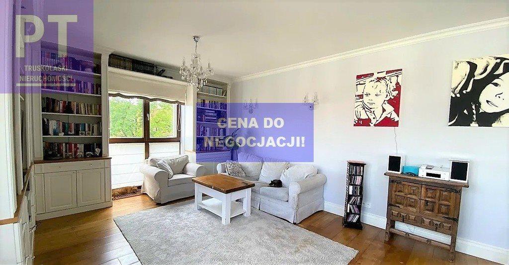 Mieszkanie czteropokojowe  na sprzedaż Warszawa, Wilanów, Zygmunta Vogla  119m2 Foto 4