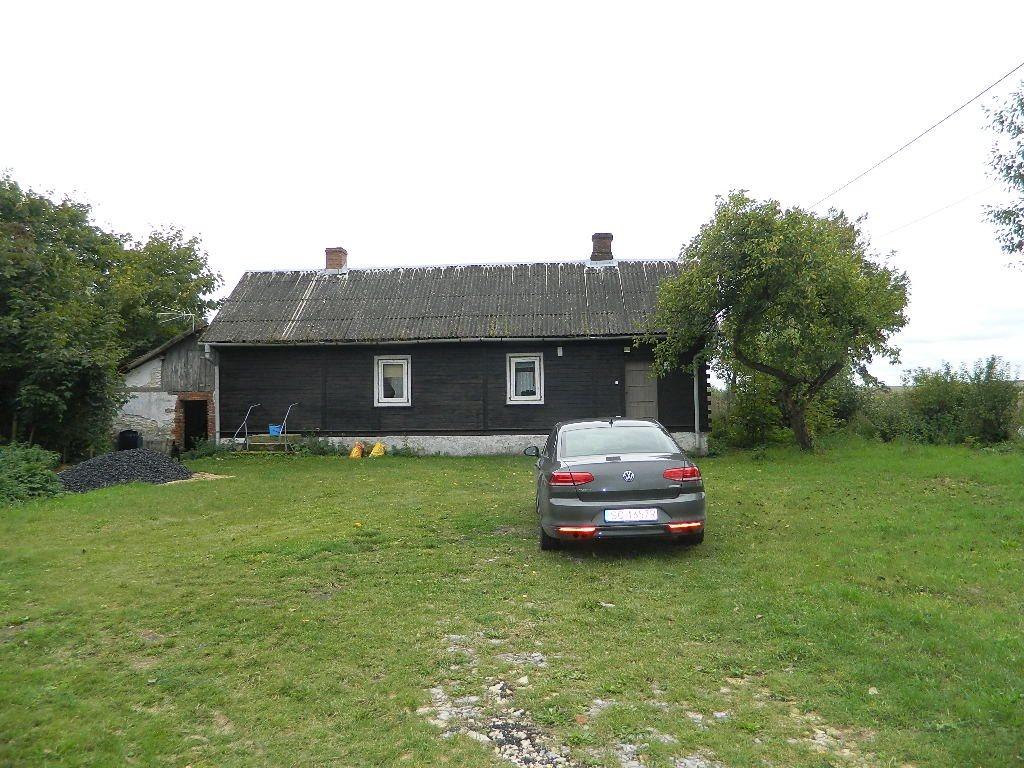 Dom na sprzedaż Wólka Ołudzka  65m2 Foto 1