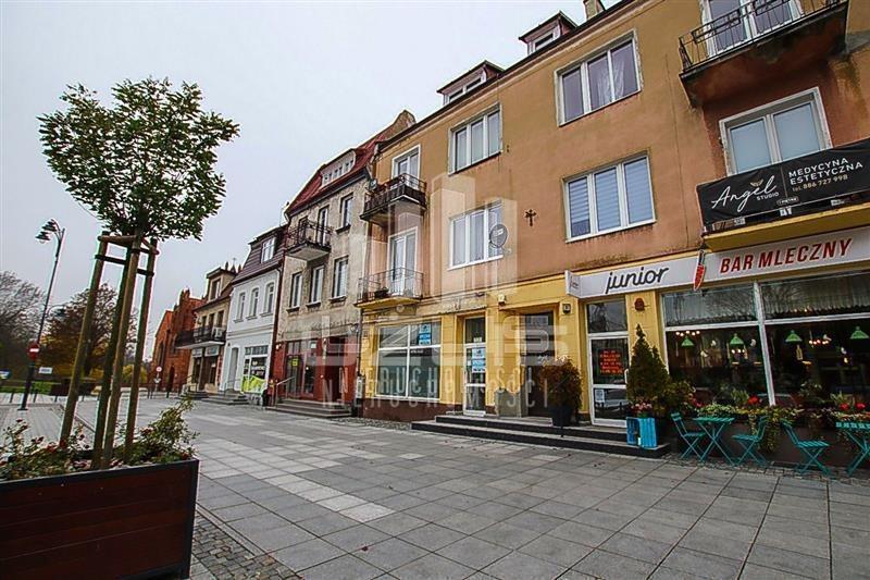 Lokal użytkowy na sprzedaż Starogard Gdański, rynek Rynek  78m2 Foto 3