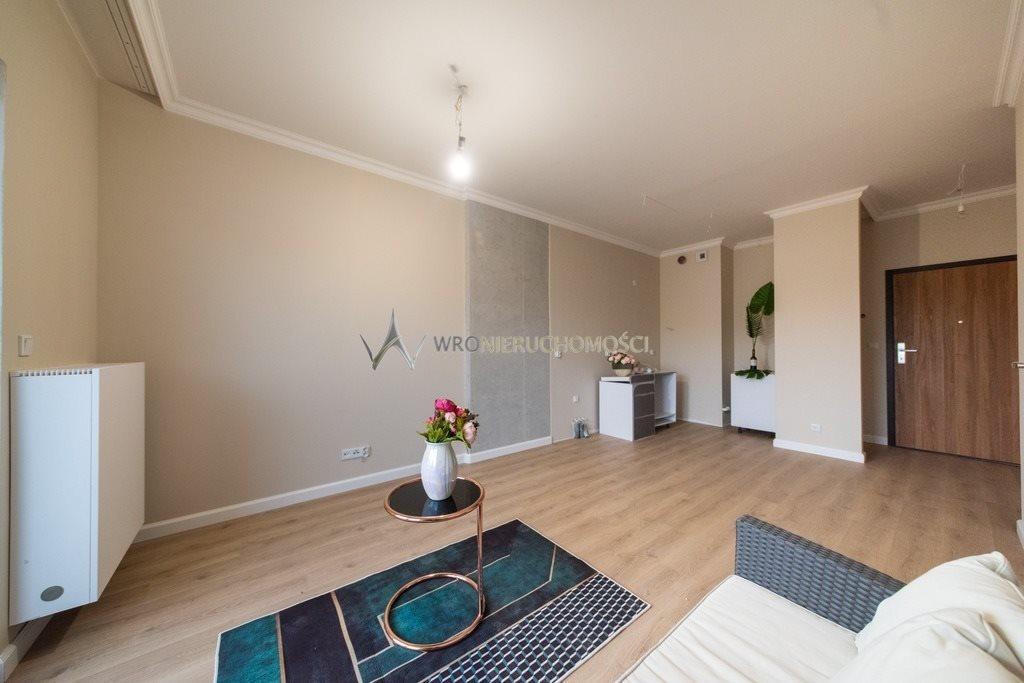 Mieszkanie dwupokojowe na sprzedaż Wrocław, Tadeusza Kościuszki  39m2 Foto 6