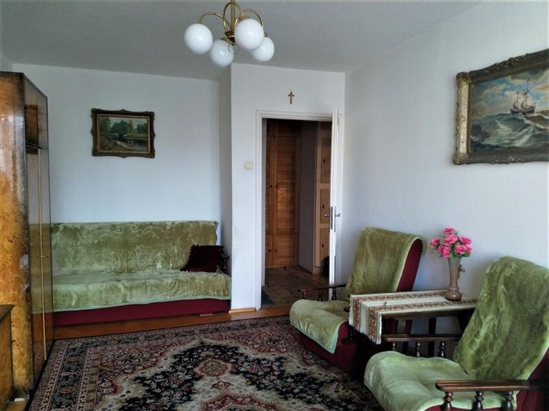Mieszkanie dwupokojowe na wynajem Gdynia, Śródmieście, SKWER KOŚCIUSZKI TADEUSZA  33m2 Foto 3