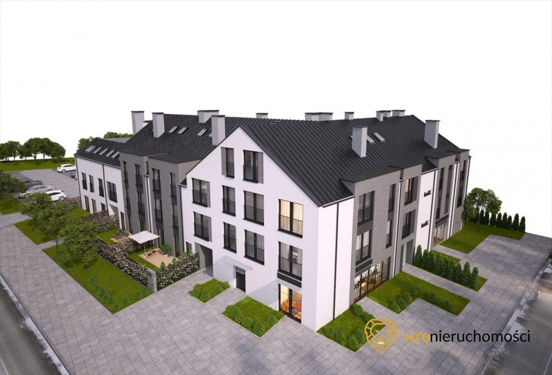 Mieszkanie czteropokojowe  na sprzedaż Wrocław, Leśnica, Krępicka  58m2 Foto 3