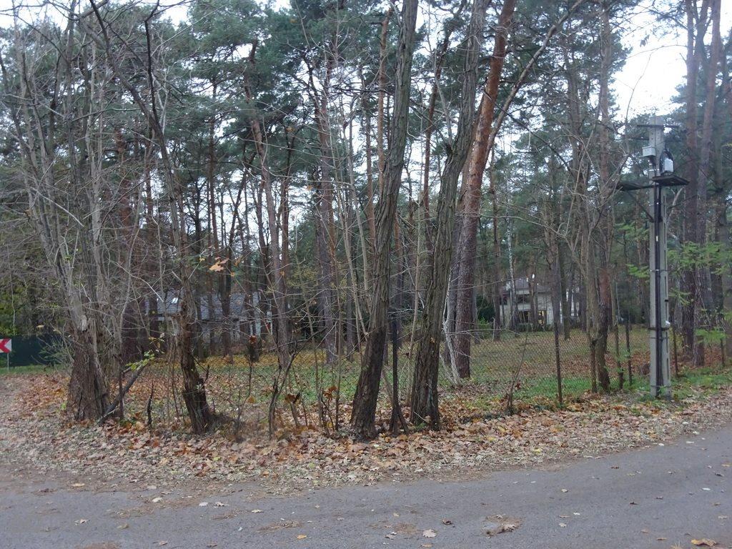 Działka leśna z prawem budowy na sprzedaż Konstancin-Jeziorna, Skolimów  2656m2 Foto 2