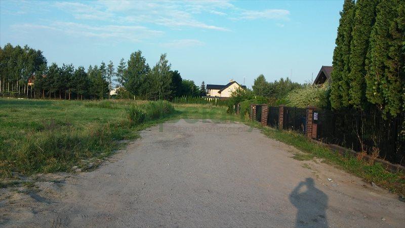 Działka budowlana na sprzedaż Kajetany  1191m2 Foto 2