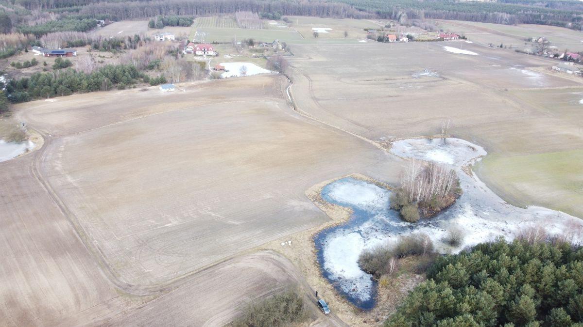 Działka siedliskowa na sprzedaż Stary Jasiniec  22400m2 Foto 4