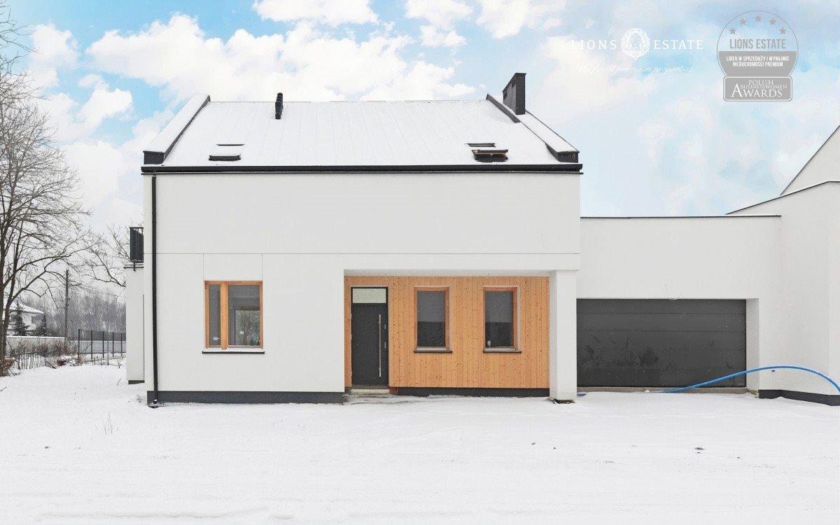 Dom na sprzedaż Warszawa, Wilanów Kępa Zawadowska  203m2 Foto 5