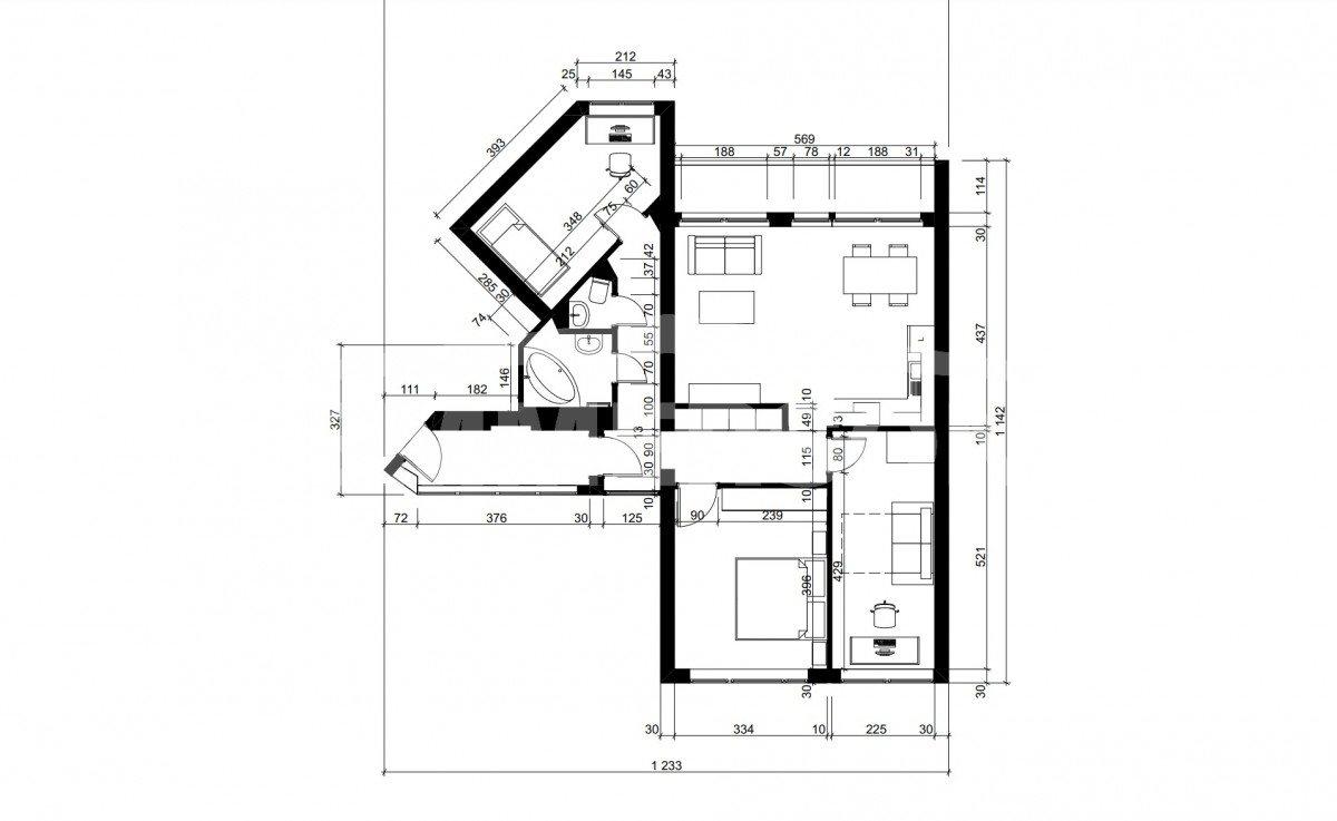 Mieszkanie czteropokojowe  na sprzedaż Wrocław, Kuźniki, Włodzimierza Majakowskiego  76m2 Foto 3